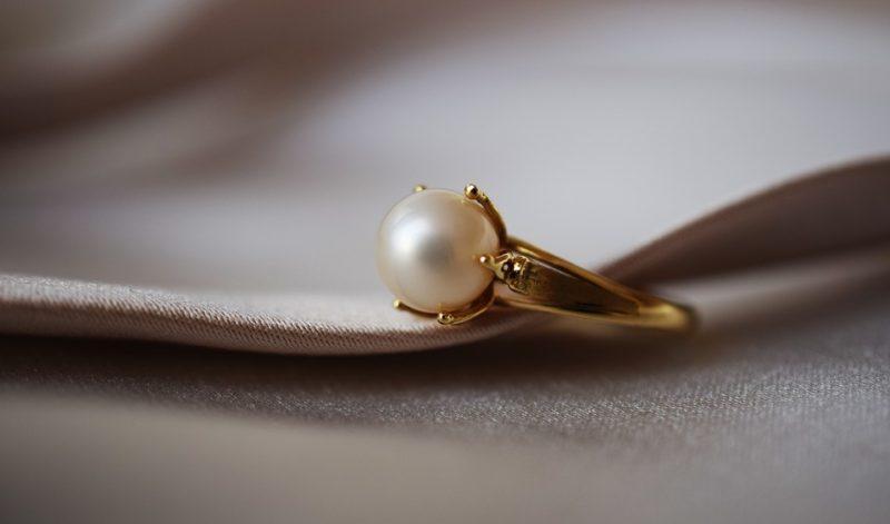 pierścionek ze stali szlachetnej